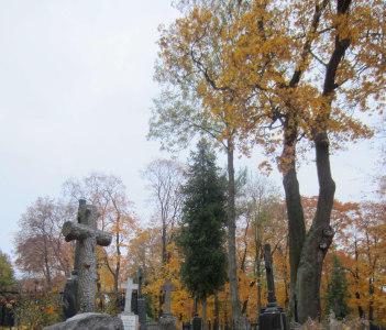 Uzupis cemetery