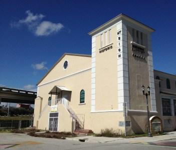 Historic Mt Zion Baptist Church