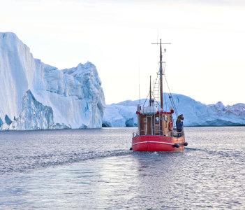 Iceberg near Ilulissat, Greenland