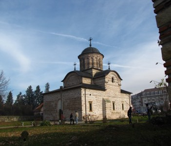 Princely Church from Curtea de Arges