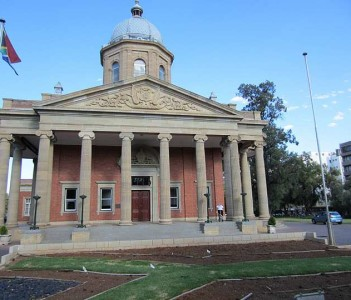 Parliament, Free State province