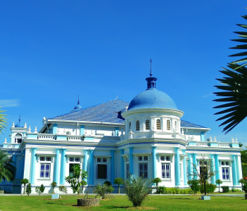 A historical building at johor Malaysia located at centre town of Muar in Malaysia