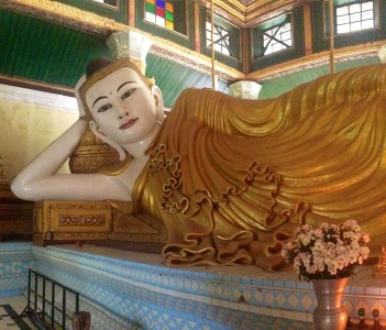 Mawlamyine Statue