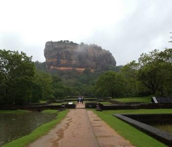 Sigiriya, Lion's Rock