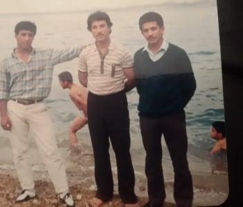Dead Sea 1986