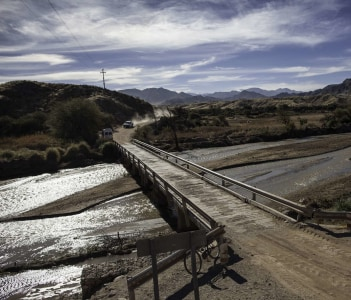 Pueblo Molina Exit Road