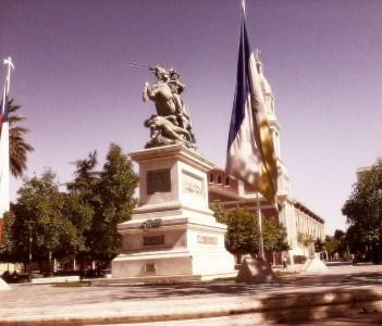 Plaza de Los Héroes de Rancagua