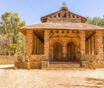 Debre Birhan Selassie Trinity, Ethiopia