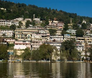 Nainital town