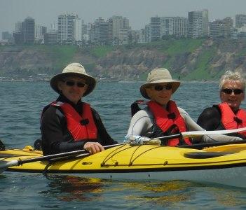 Sea Kayak Lima Tour