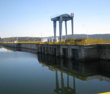 Orellana Dam