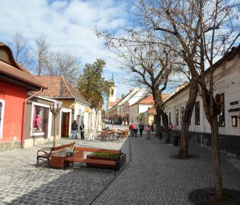 Szentendre Street View
