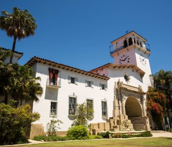 County Office, Santa Barbara