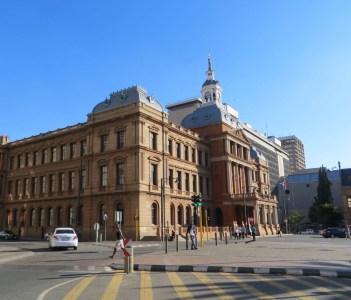Capital da África do Sul