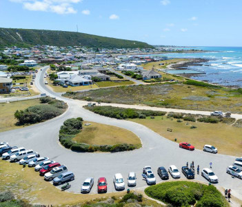 Agulhas from the Lighthouse