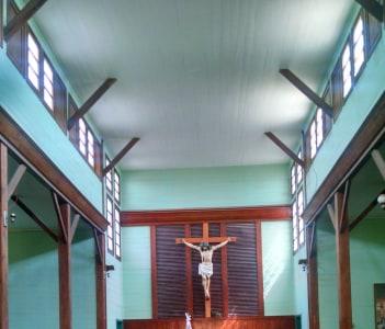 Iglesia en Humberstone,