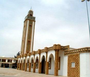 Moske in Agadir