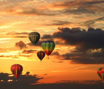 Hot-air Balloon Festival Tigard Oregon