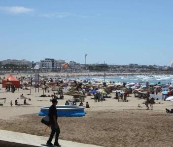 Beach of Asilah