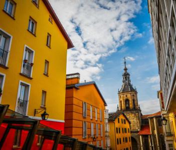 Street View Vitoria Spain