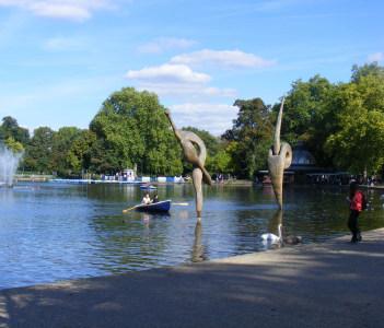 Victoria Park East London