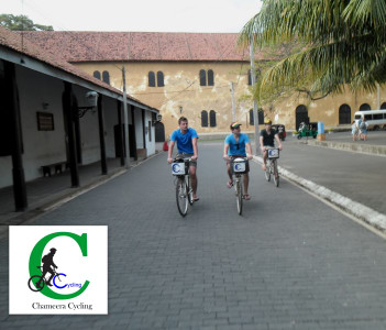 Galle Fort & City Cycling