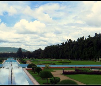 Mughal Gardens at Jubilee Park
