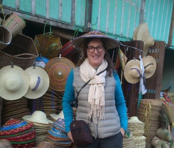 At Hsipaw Market