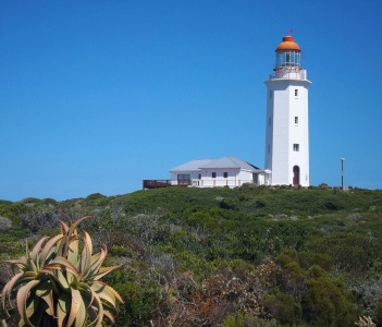 Danger Point Lighthouse. Just one of the many lighthouses. each with a story to tell.