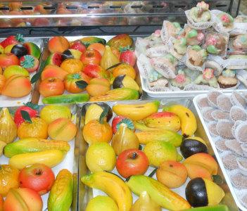 Dolci di Mandorla e Frutta di Martorana