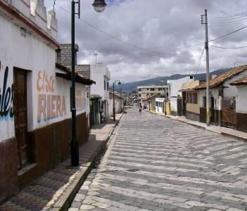 Latacunga Street