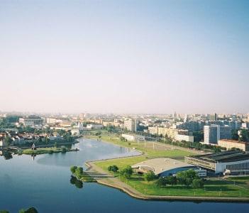 Minsk, Belarus View