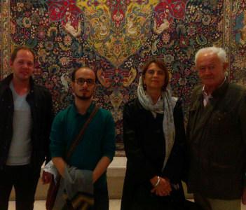 Carpet Museum, 2014