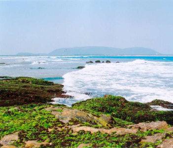 Bhimunipatnam Beach