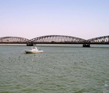 The Faidherbe Bridge