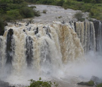 Tis Abay, Blue Nile Fall