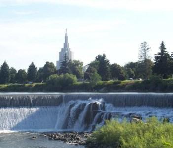 LDS Idaho Falls Temple