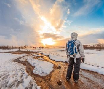 Islandia, tierra de fuego y hielo