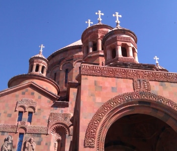 Surb Hovhannes Church of Abovyan