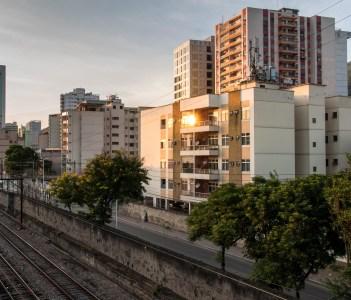 Early morning in Nova Iguacu City, metropolitan area of Rio de Janeiro