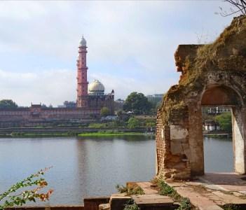 Taj-Ul-Masjid Bhopal