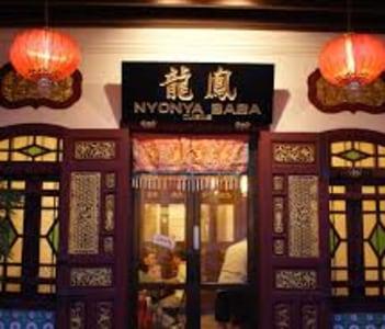 Baba Nyonya Restaurant