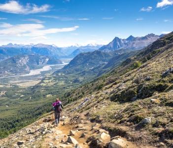 Hiking the Cerro Castillo circuit in Patagonia