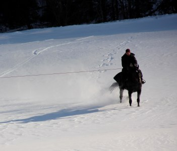 TOURS IN SLOVAKIA, SKI JORING WITH ADVENTOURA.EU