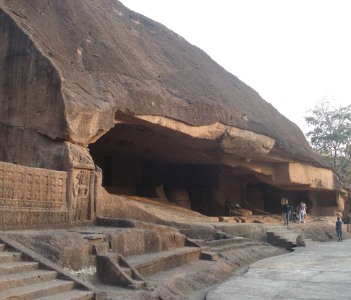 Kanheri Caves, Thane