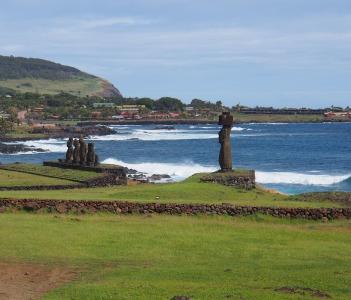 Easter Island Beach