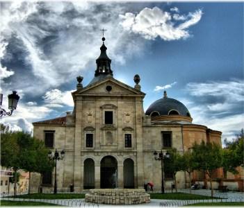 Convento grande de Loeches