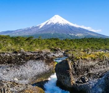 Osorno Los Lagos Chile