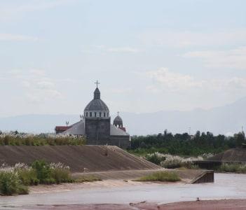 Sunken Church...