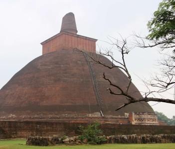 Jethawanaramaya Pagoda
